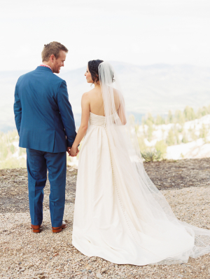Utah Mountain Wedding Green Apple Photo