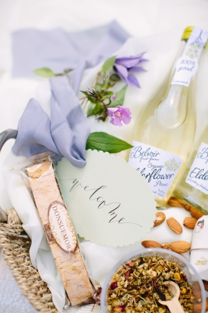 Wedding Welcome Basket