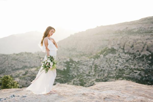 Wichita Falls Bridal Shoot Tenth Grace