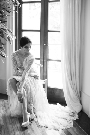 Bride in Inbal Dror