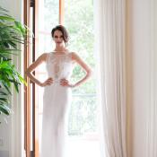 Bride in Silver Bangles