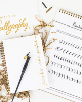 Calligraphy Starter Kit Gift Idea