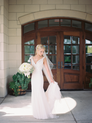 Chicago Country Club Wedding Kristin La Voie 10