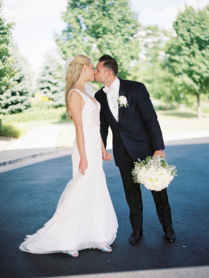 Chicago Country Club Wedding Kristin La Voie 8
