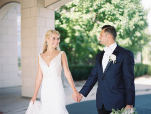 Chicago Country Club Wedding Kristin La Voie 9