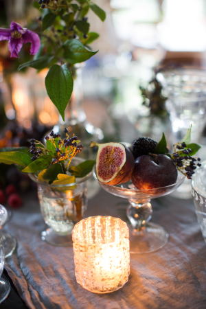 Fig Wedding Decor