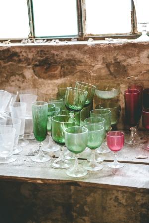 Glassblowing in Murano