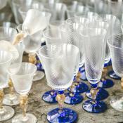 Glassware in Murano