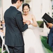 Huntington Beach Wedding Esther Sun 1