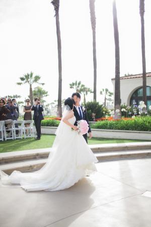 Huntington Beach Wedding Esther Sun 2