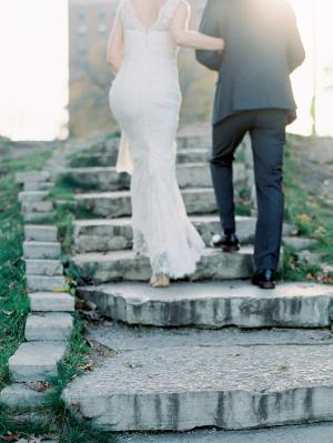 Intimate Chicago Wedding 15