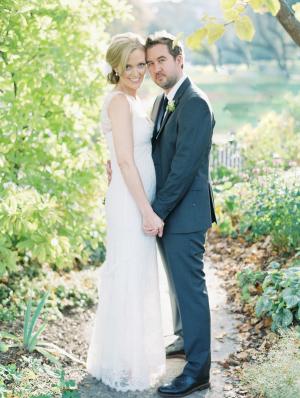 Intimate Chicago Wedding 9