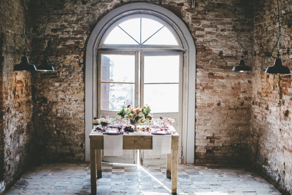 Loft Wedding Ideas