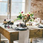 Rustic Loft Wedding Ideas