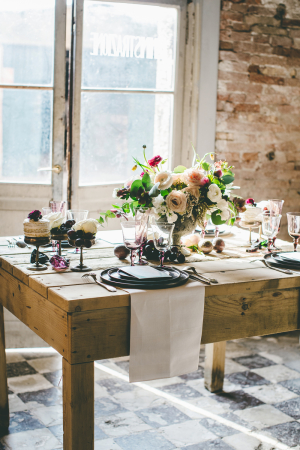 Rustic Loft Wedding Ideas