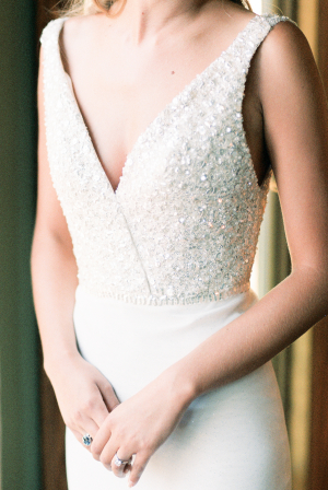 Sophisticated Jim Hjelm Gown