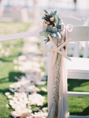 Starfish Wedding Decor