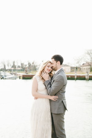 Venice Wedding Inspiration Les Amis Photo