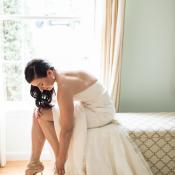 Amy Kuschel Gown