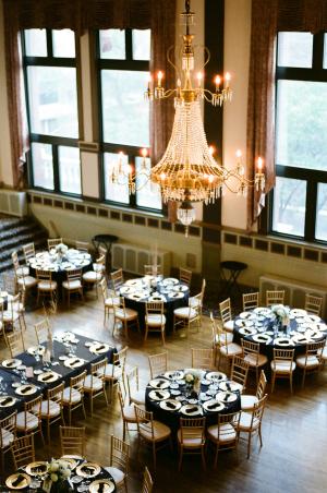 Ballroom Wedding Reception Chicago