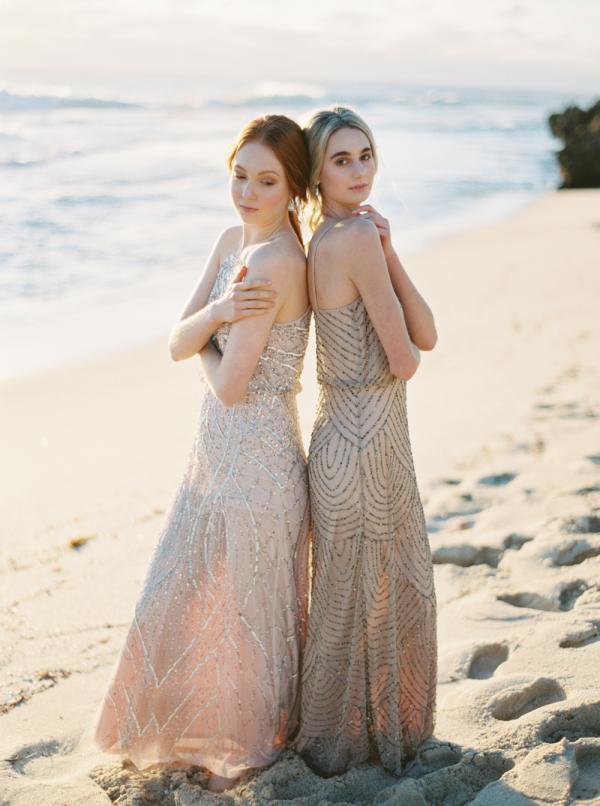 Beach Bridesmaid Dresses