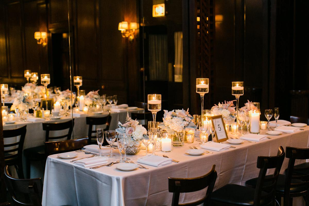 Candlelight Wedding Reception Elizabeth Anne Designs The Wedding Blog