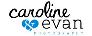Caroline and Evan Logo