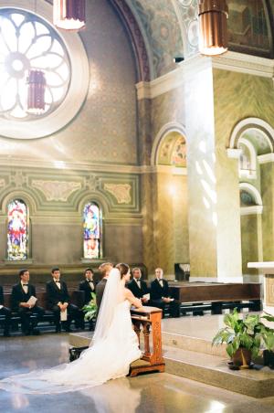 Catholic Wedding Ceremony Chicago