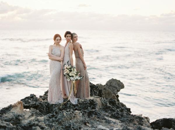 Cliffside Wedding Inspiration