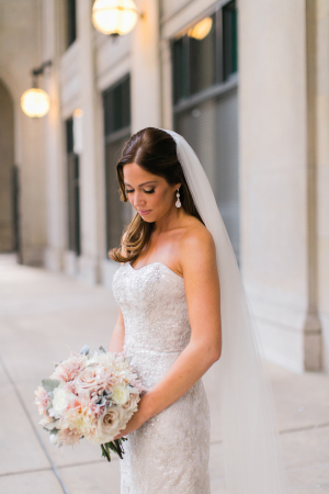 Elegant Davids Bridal Gown