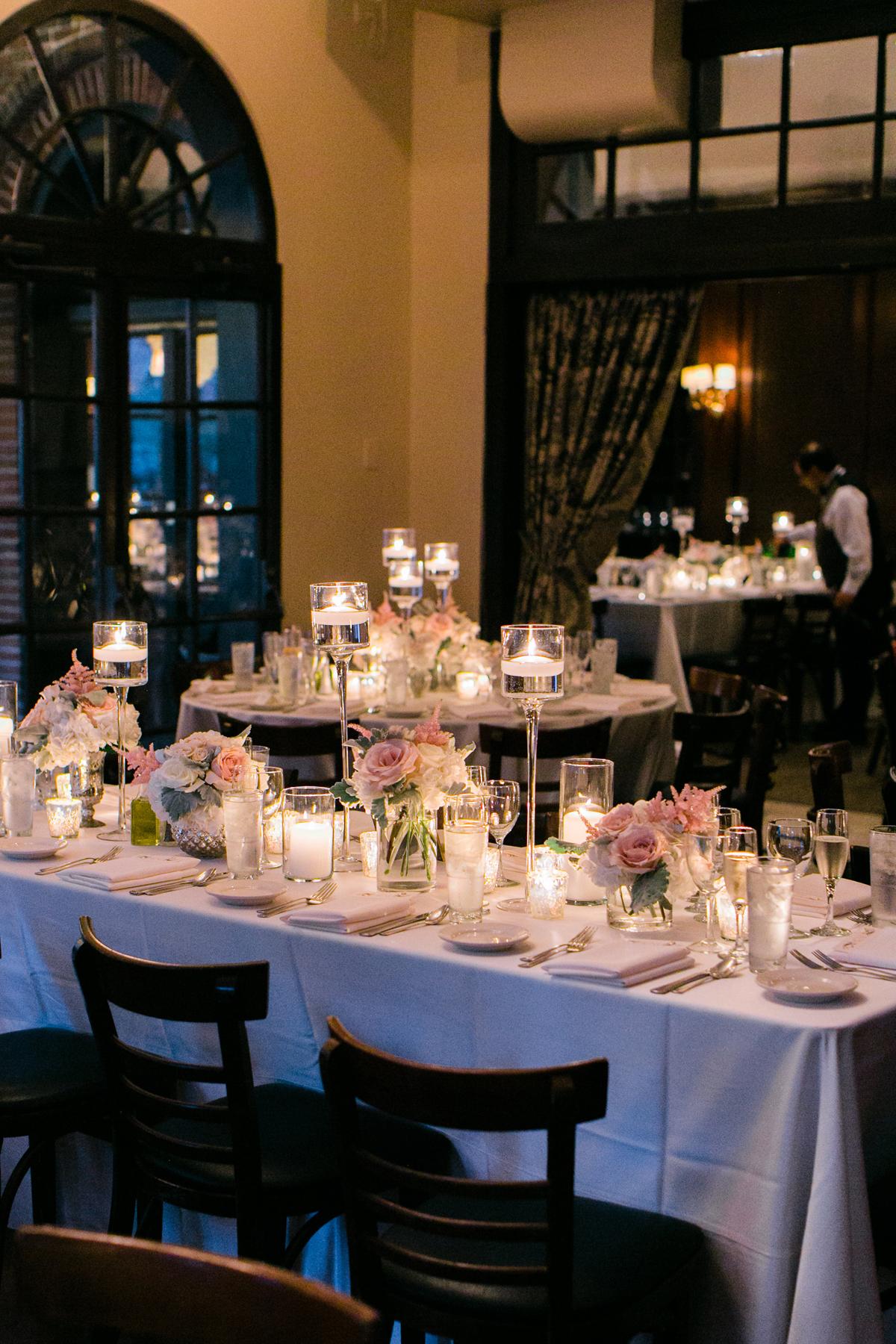 Elegant Wedding Reception In Chicago Elizabeth Anne Designs The