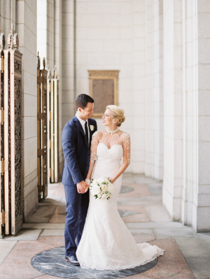 Glamorous St Louis Wedding