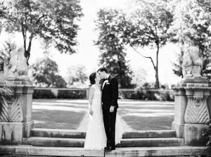 Lake Forest Illinois Wedding Armour House 17