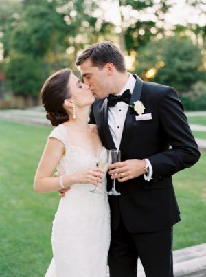 Lake Forest Illinois Wedding Armour House 24