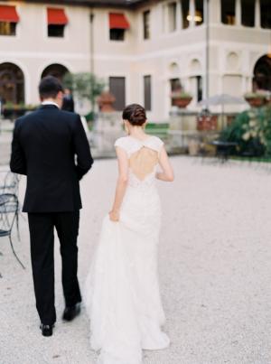Lake Forest Illinois Wedding Armour House 26