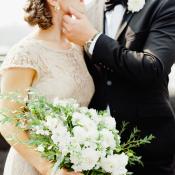 Loft Wedding Inspiration Merari Photography 16