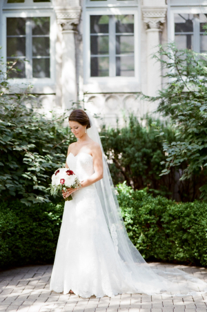 Maggie Sottero Gown