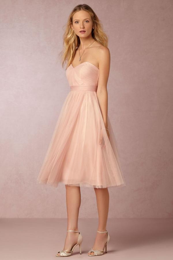 Maia Dress Blush