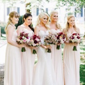 Monique Lhuillier Bridesmaids Dresses