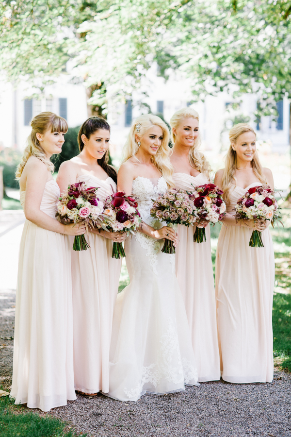 Monique Lhuillier Bridesmaids Dresses
