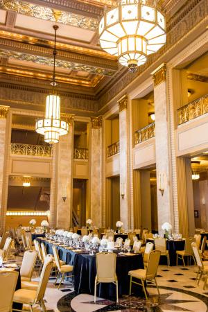 Opera House Wedding Reception