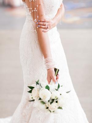 Pearl Bracelet for Bride