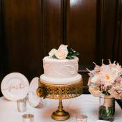 Petite Wedding Cake
