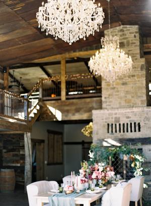 Rustic Mountain Wedding Venue