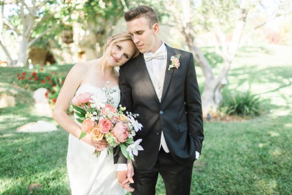 Santa Barbara Wedding Brooke Borough
