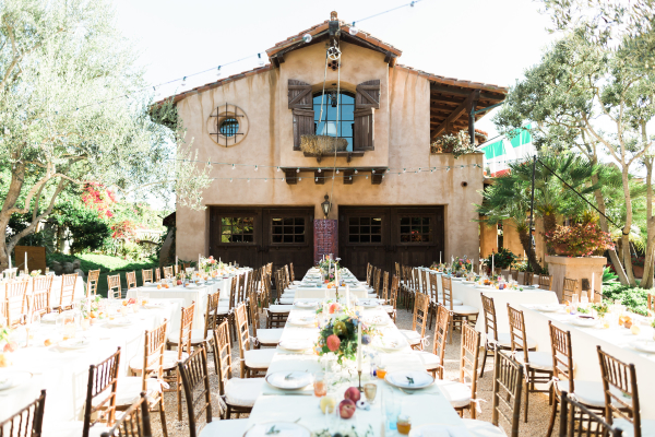 Santa Barbara Wedding at Private Home
