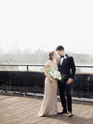 Urban Loft Wedding Inspiration
