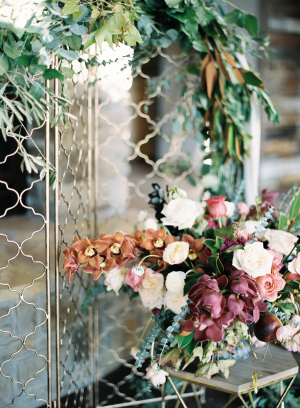 Wedding Ceremony Background Gate