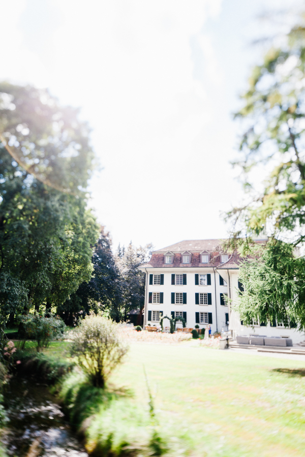 Wedding at Schloss Hunigen