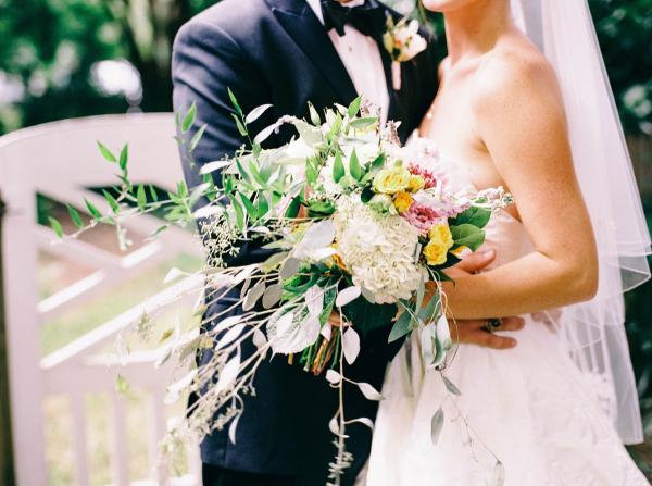 Wild Greenery Bouquet
